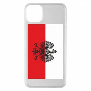 iPhone 11 Pro Max Case Polish flag