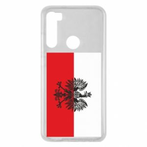 Xiaomi Redmi Note 8 Case Polish flag