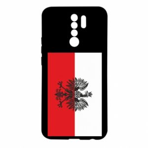 Xiaomi Redmi 9 Case Polish flag