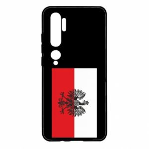 Xiaomi Mi Note 10 Case Polish flag