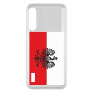 Xiaomi Mi A3 Case Polish flag