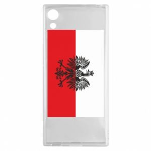 Sony Xperia XA1 Case Polish flag