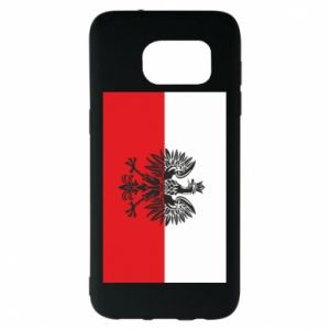Samsung S7 EDGE Case Polish flag
