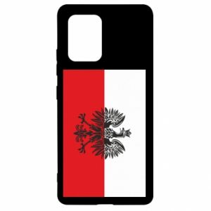 Samsung S10 Lite Case Polish flag