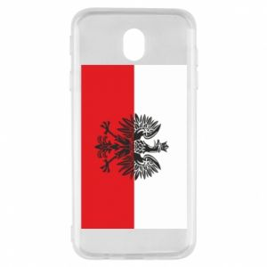 Samsung J7 2017 Case Polish flag