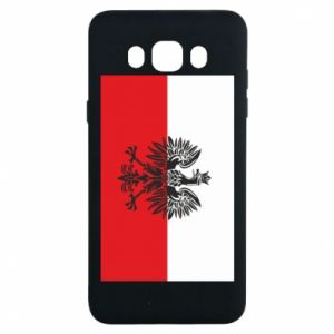 Samsung J7 2016 Case Polish flag