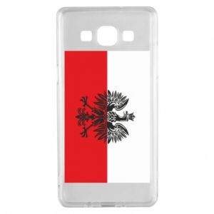 Samsung A5 2015 Case Polish flag