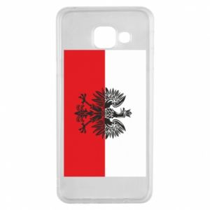 Samsung A3 2016 Case Polish flag