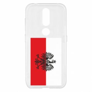 Nokia 4.2 Case Polish flag
