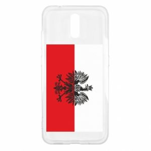 Nokia 2.3 Case Polish flag