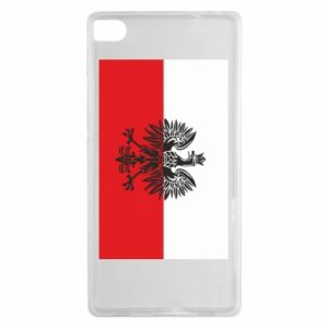 Huawei P8 Case Polish flag
