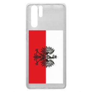 Etui na Huawei P30 Pro Polska flaga