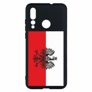 Huawei Nova 4 Case Polish flag