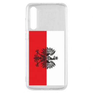 Etui na Huawei P20 Pro Polska flaga