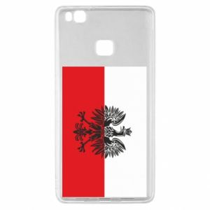 Huawei P9 Lite Case Polish flag