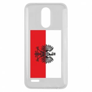 Lg K10 2017 Case Polish flag