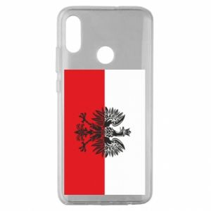 Huawei Honor 10 Lite Case Polish flag