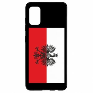 Samsung A41 Case Polish flag