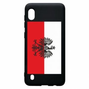 Samsung A10 Case Polish flag