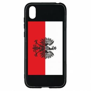 Huawei Y5 2019 Case Polish flag