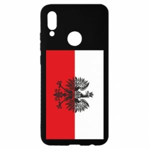 Huawei P Smart 2019 Case Polish flag