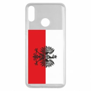 Huawei Y9 2019 Case Polish flag