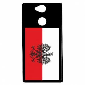 Sony Xperia XA2 Case Polish flag