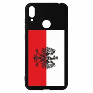 Huawei Y7 2019 Case Polish flag