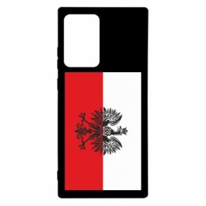 Samsung Note 20 Ultra Case Polish flag