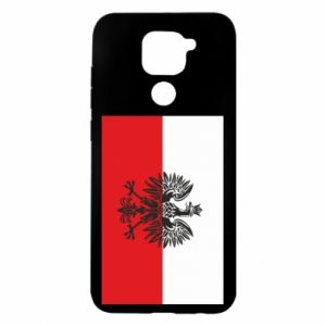 Xiaomi Redmi Note 9 / Redmi 10X case % print% Polish flag
