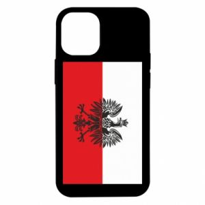 iPhone 12 Mini Case Polish flag