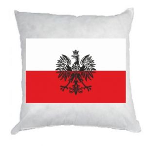 Pillow Polish flag