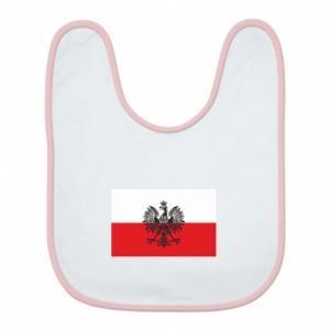Bib Polish flag