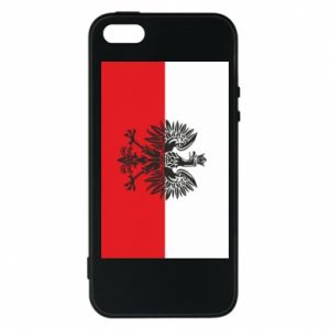 iPhone 5/5S/SE Case Polish flag