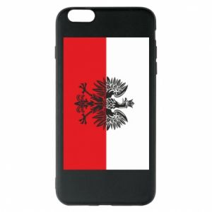 iPhone 6 Plus/6S Plus Case Polish flag