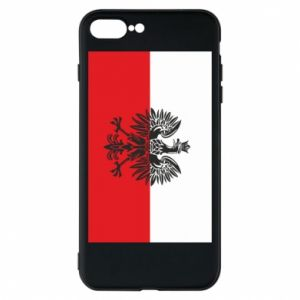 iPhone 8 Plus Case Polish flag