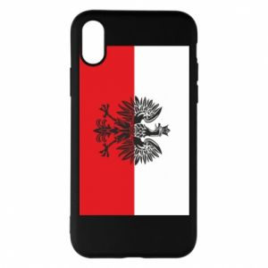 iPhone X/Xs Case Polish flag