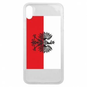 iPhone Xs Max Case Polish flag