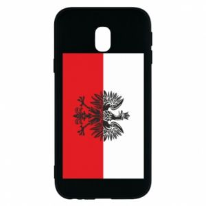 Samsung J3 2017 Case Polish flag