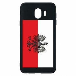 Samsung J4 Case Polish flag