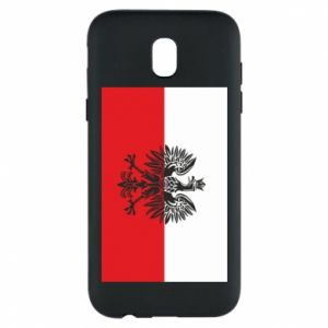 Samsung J5 2017 Case Polish flag