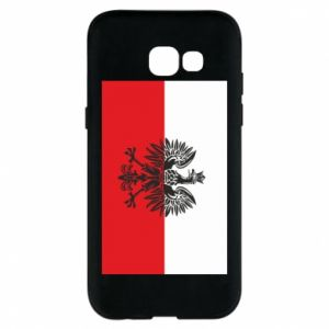 Samsung A5 2017 Case Polish flag