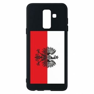 Samsung A6+ 2018 Case Polish flag