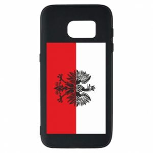 Samsung S7 Case Polish flag