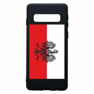 Samsung S10 Case Polish flag