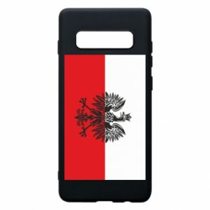 Samsung S10+ Case Polish flag