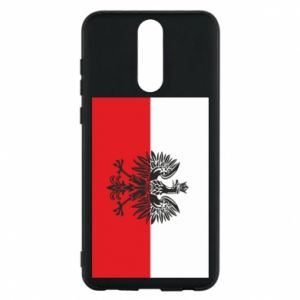 Huawei Mate 10 Lite Case Polish flag