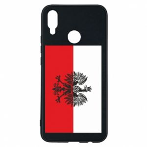 Huawei P Smart Plus Case Polish flag