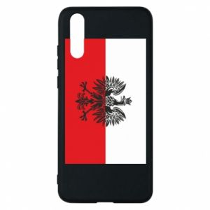 Huawei P20 Case Polish flag