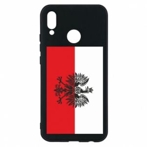 Huawei P20 Lite Case Polish flag